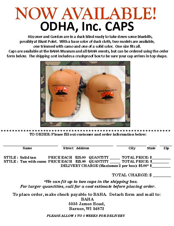 ODHA Hats Poster 2018 4